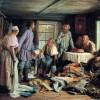 О чём говорит картина Василия Максимова «Семейный раздел»