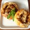 Вкуснейшие запечёные картофельные булочки с грибами