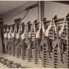 Американская школьная физкультура 1890 года