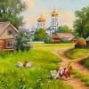 Хорошо иметь домик в деревне, На рассвете в четыре подъём