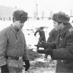 Служба в советском стройбате