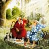 Какими бабушки и дедушки бывают
