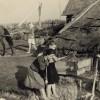 Белорусская деревня 80 лет назад