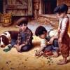 Детство в творчестве Jima Daly