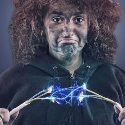 Электрические женщины