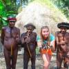 Русская женщина: убежит от медведей на Камчатке, познакомится с людоедами в Папуа — Новой Гвинее