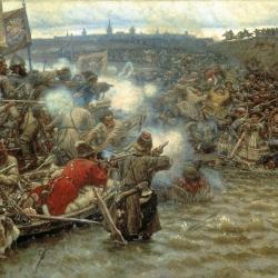 Как Ермак завоевал Сибирь