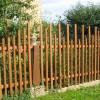 Какой забор на даче лучше