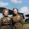 Лица советских солдат Второй мировой