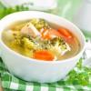 Вкусный хреновый суп