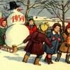 Как появились Снеговики