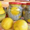 Вкуснейшие солёные лимоны