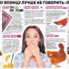 Нежелательные русские слова в других странах