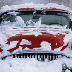 Чтобы машина не «замерзла»